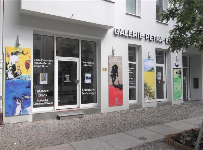 Gallerie Petra Lange i Berlin