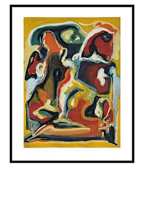 Peter Lundberg Akvarel - 20