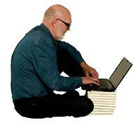 Peter som forfatter