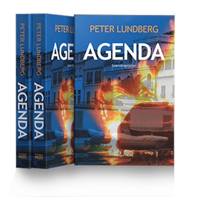Bogen Agenda - af Peter Lundberg