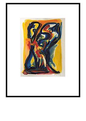 Peter Lundberg Akvarel - 05