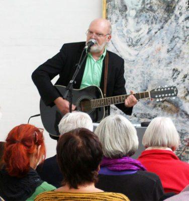 Peter Lundberg holder foredrag